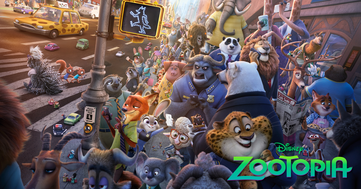 Watch Zootopia (2016) Full Movie - Openload Movies