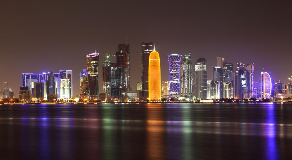 Doha-Katar'ın başkenti.