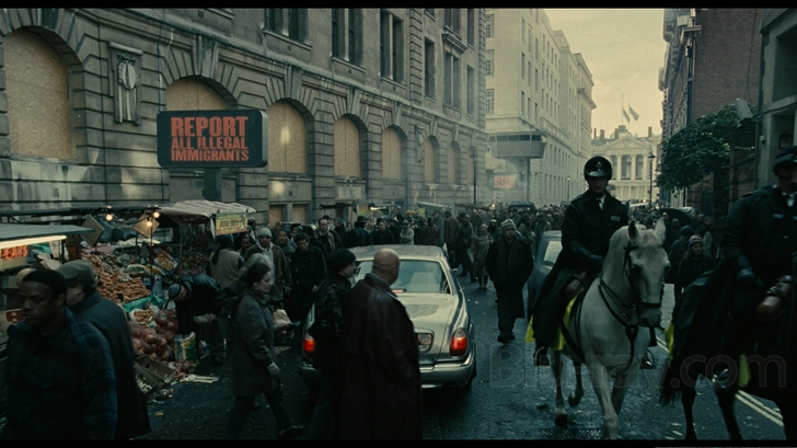 children of men dystopia essay Dehumanization in children of men essay 2238 words | 9 pages explore the role of religion in dystopian fiction with regards to the children of men and brave new world.